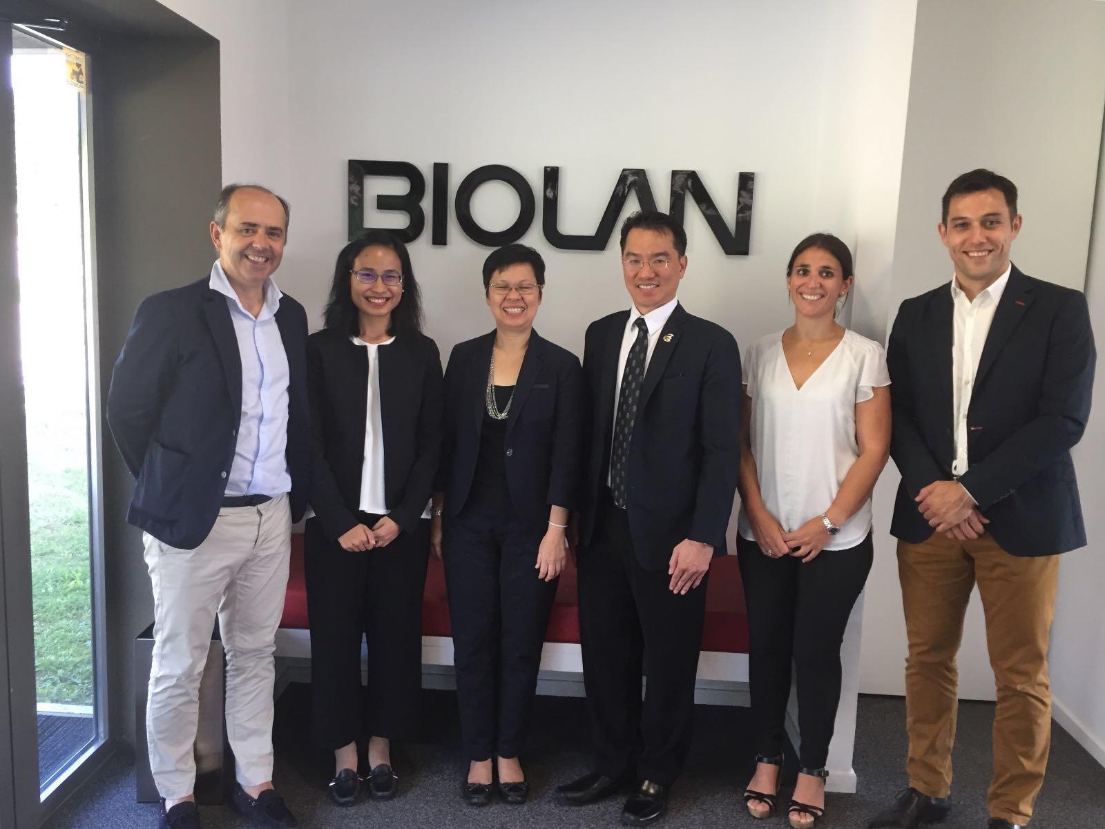 Visita consejo inversión Tailandia